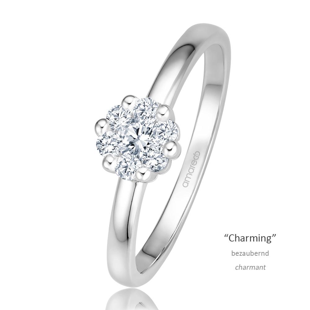 Diamantringe gibt es in Kaiserslautern bei Juwelier Lamers
