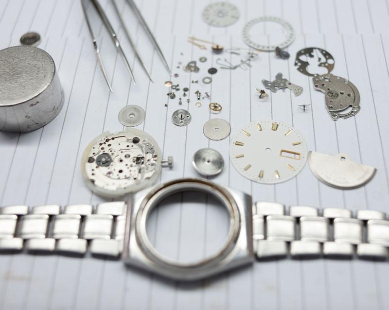 Uhrenservice bei Juwelier Lamers in Kaiserslautern