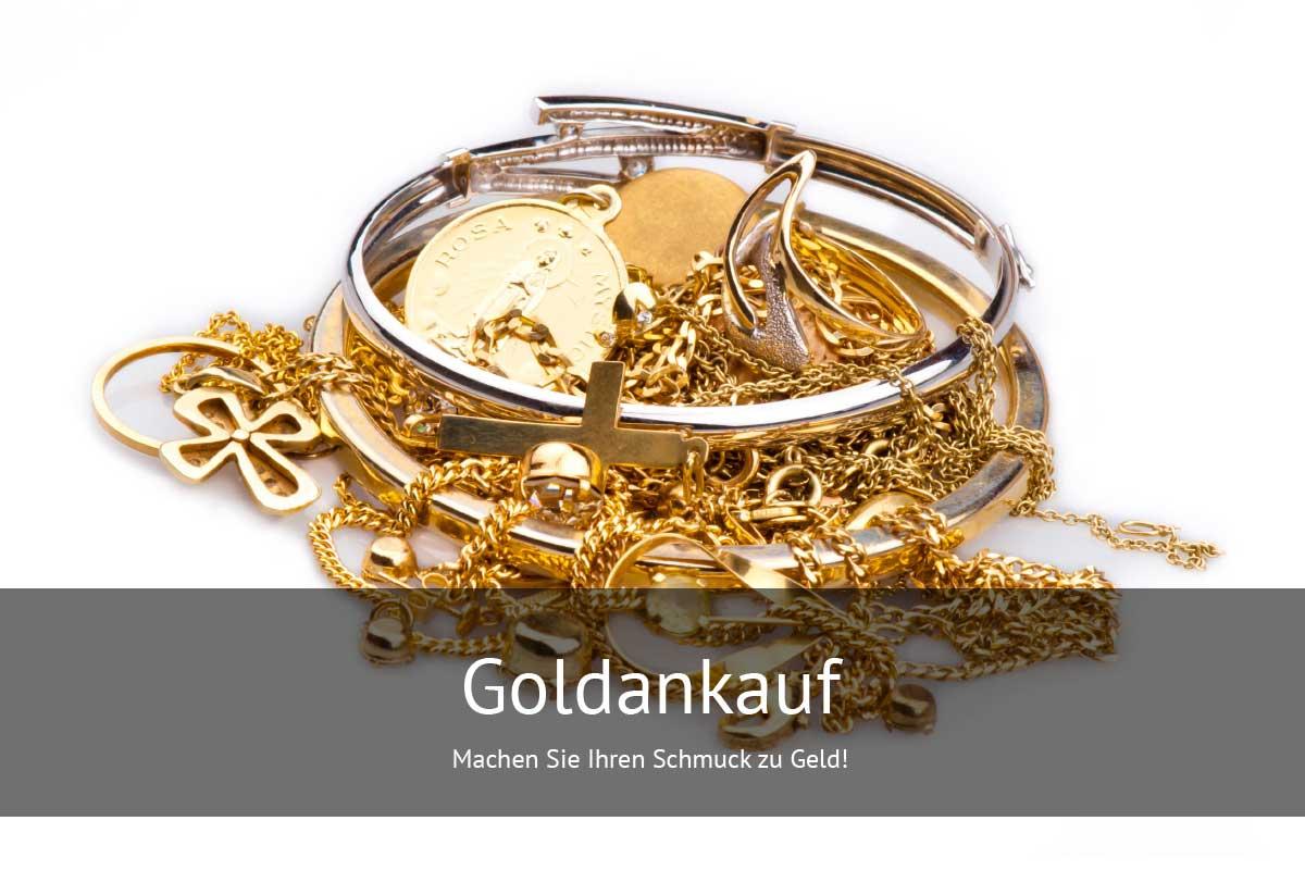 Goldankauf, Gold verkaufen Juwelier und Goldschmiede Lamers Kaiserslautern