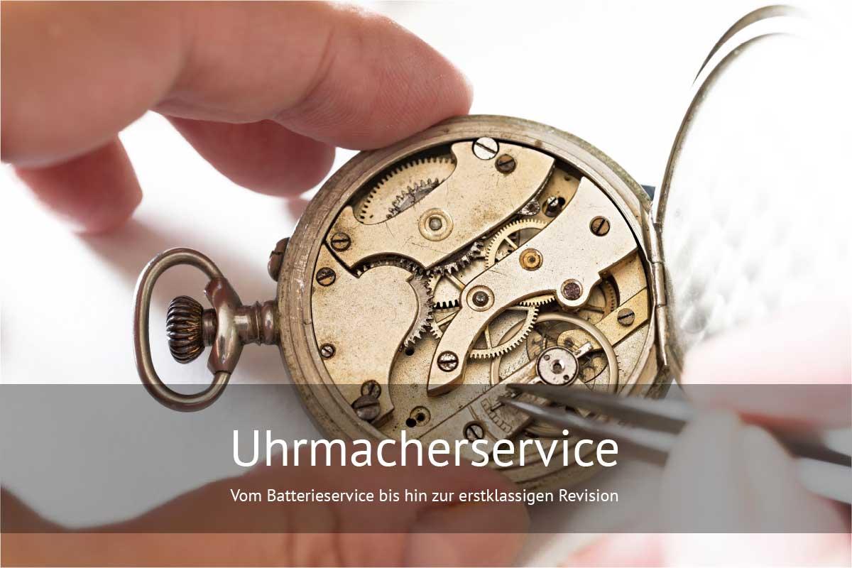 Uhrmacherservice, Uhr Reparatur JUwelier Lamers in Kaiserslautern