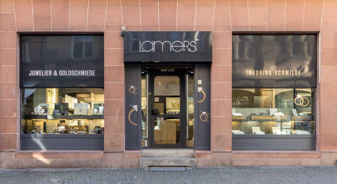 Juwelier Lamers Kaiserslautern Front